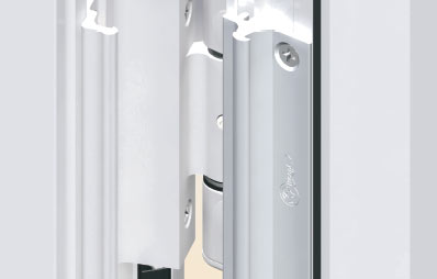 Tricept Door Security - Hinges