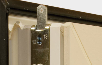Tricept Door Security - Shoot Bolts