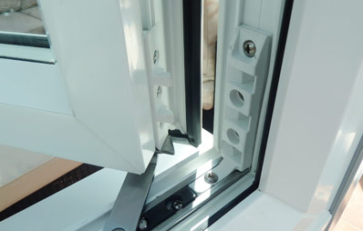 Tricept Window Security - IXEF Keeps & Dog-bolts